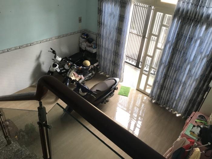 Nhà ĐẸP 1 trệt/ 1 lầu đường 9 Linh Tây DT 110 m2