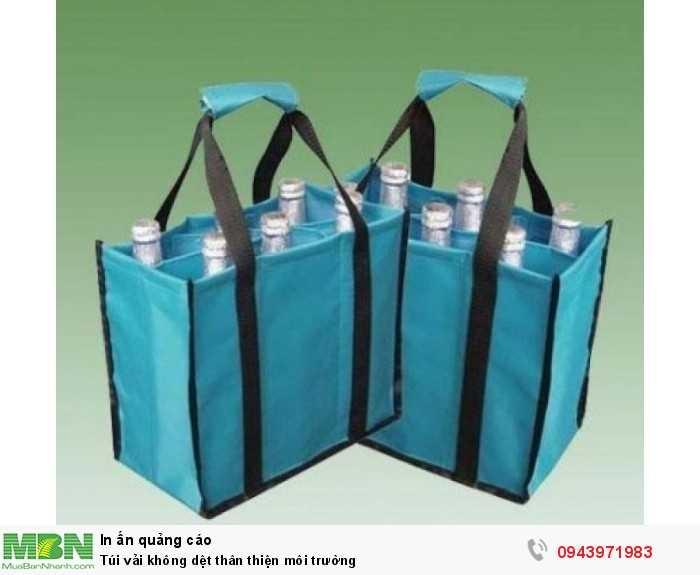 Túi vải không dệt thân thiện môi trường