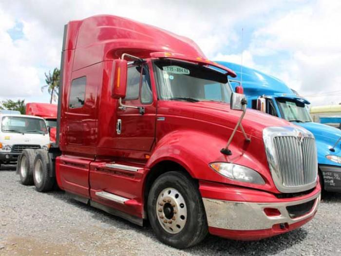Cho thuê xe đầu kéo Mỹ International máy Maxxforce - đời 2013