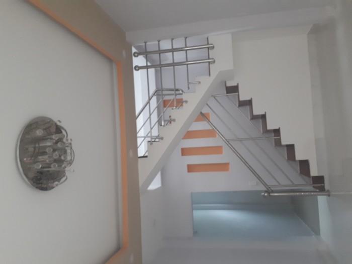 Bán Nhà Hẽm Xe Hơi Trung Tâm Q10 Dt 28 M2 Giá 3.35 Tỷ 1 Trệt 2 Lầu, Gần Công Viên Lê Thị Riêng.
