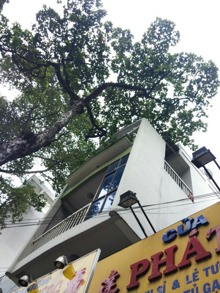 Nhà Mặt Tiền Nguyễn Chí Thanh 4 tấm, Sổ Hồng Riêng