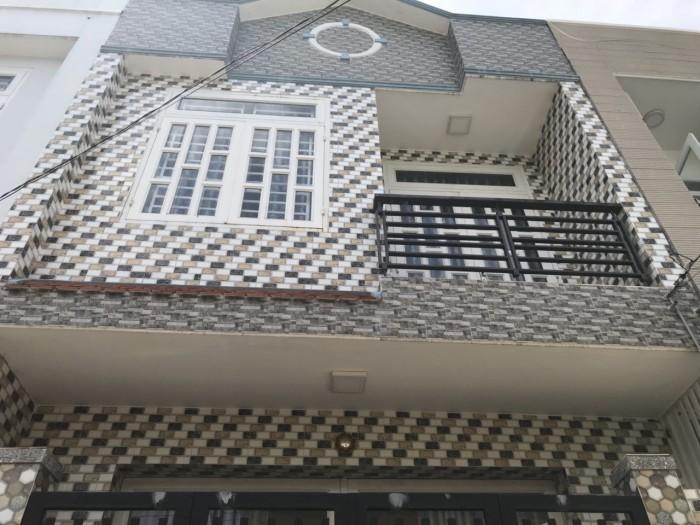 Nhà mới như hình trệt lầu, 103m2,Đ.9 P.Linh Tây