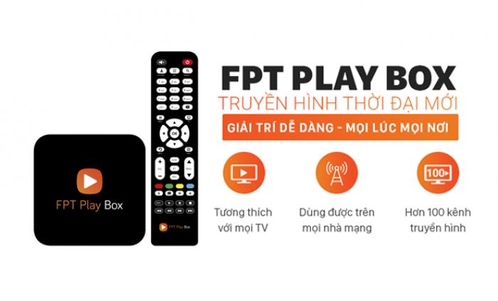 FPT Play Box 4K 20180