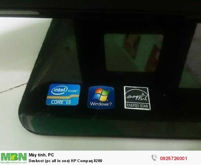 Desknot (pc all in one) HP Compaq 82000