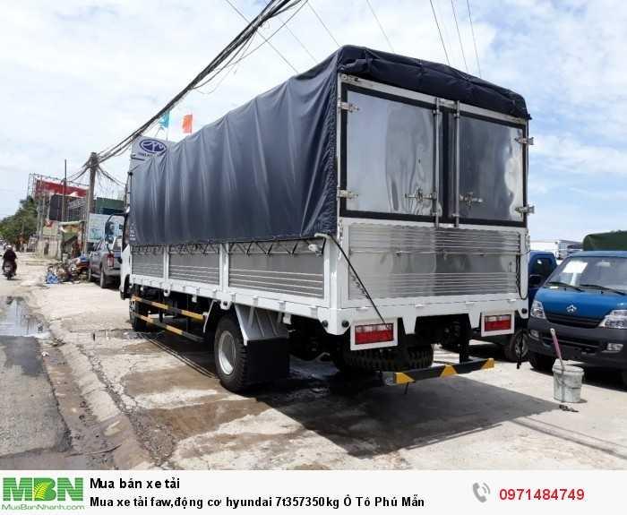 - Khuyến mãi tặng  Vòng tay tỳ hưu tài lộc bằng vàng khi giao  xe tải faw,động cơ hyundai 7t357350kg - Hotline 0971 48 47 49