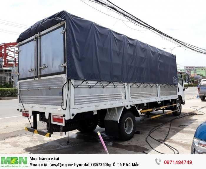 Quý khách  cần tư vấn mua xe tải faw,động cơ hyundai 7t357350kg vui lòng liên hệ Ô Tô Phú Mẫn SĐT: 0971 484 749