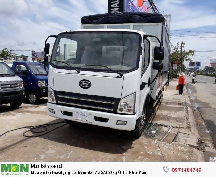 xin quý khách lưu ý,giá   xe tải faw,động cơ hyundai 7t357350kg do ct chúng tôi đưa ra là tốt nhất,