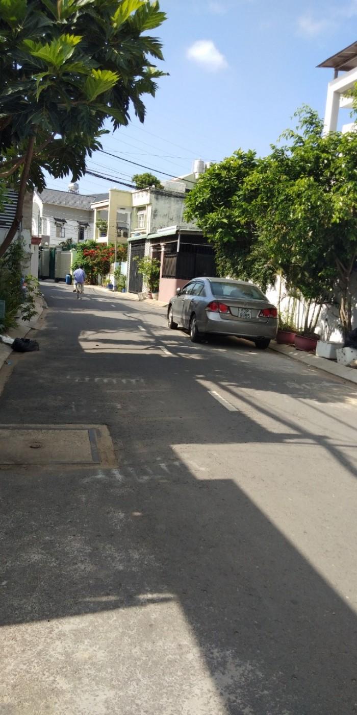 Bán nhà c4 hẻm xe hơi đường Tân Lập 2 ,Hiệp Phú q9 .