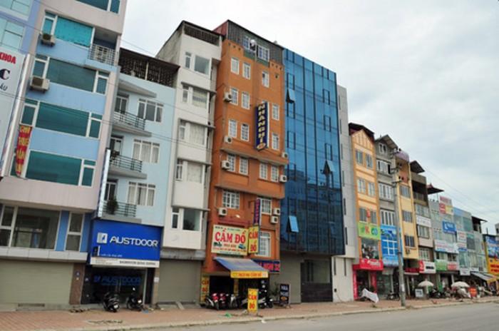 Bán Nhà 5 Tầng Mặt Phố Quang Trung QL6 Hà Đông Siêu Kinh Doanh