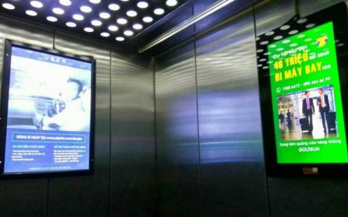 Màn hình quảng cáo LED 22inch thiết bị quảng cáo thời công nghệ0