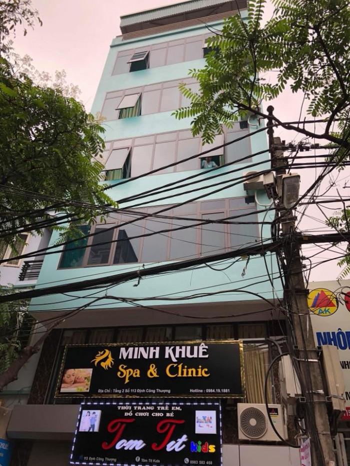 Cần bán gấp nhà đường Lý Thái Tổ quận 3 hai mặt tiền đường