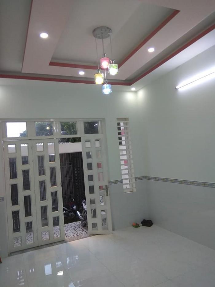 Bán Căn Nhà Hẻm Đường Trần Bình Trọng, Phú Thọ, Gần Siêu Thị Coopmatr
