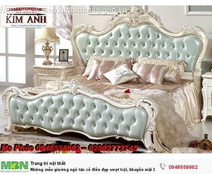 giá giường ngủ cổ điển