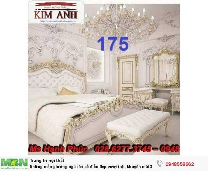 giường tủ cổ điển