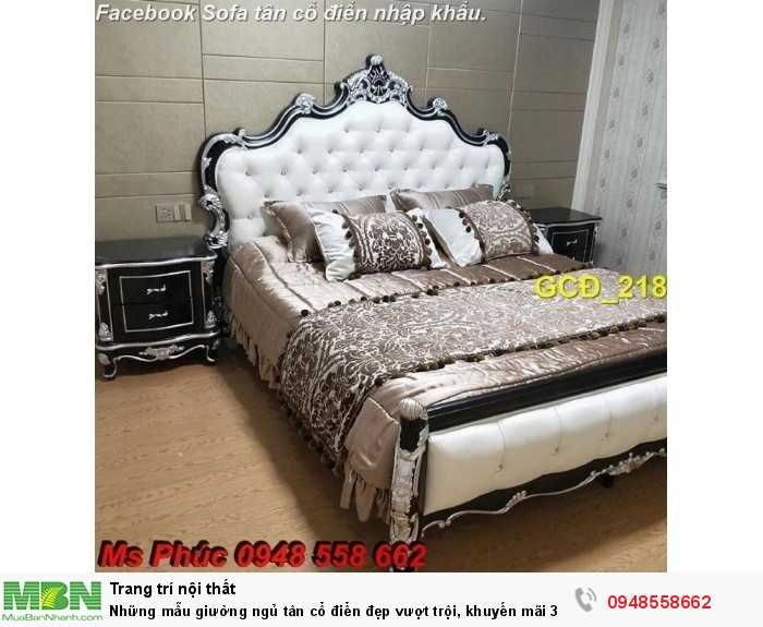 thiết kế phòng ngủ theo phong cách cổ điển