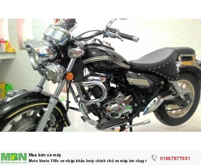 Moto Vento 150c xe nhập khẩu bstp chính chủ xe máy êm chạy nhẹ vọt lợi xăng xe nhà sử dụng kỹ