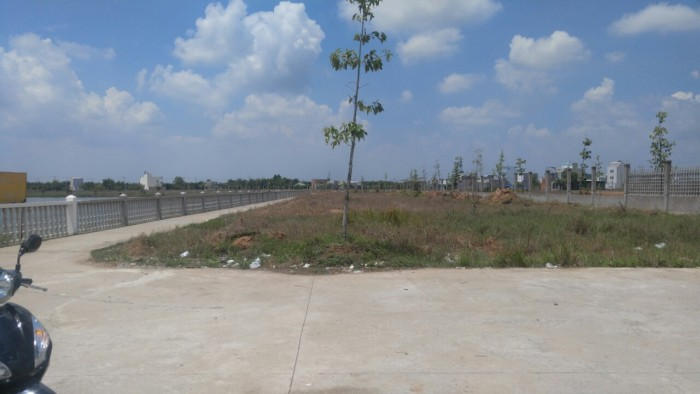Đất nền Nhà Bè, ngay ngã tư Hiệp Phước, mặt đường Nguyễn Văn Tạo, cách Phú Mỹ Hưng 15phút