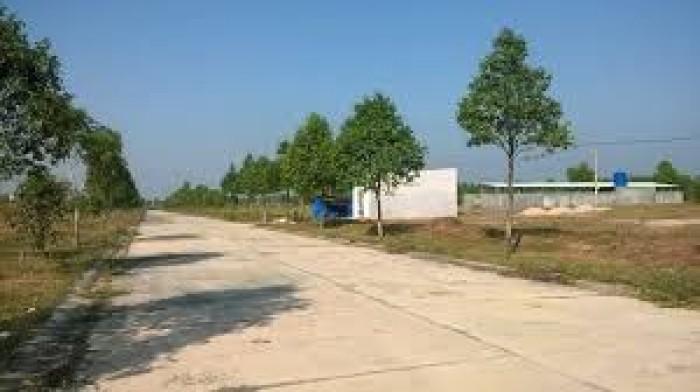 Sang nhượng 450m2 đất thổ cư, sổ hồng, kế KCN, trường học, dân cư đông đúc, bao sổ sách sang tên