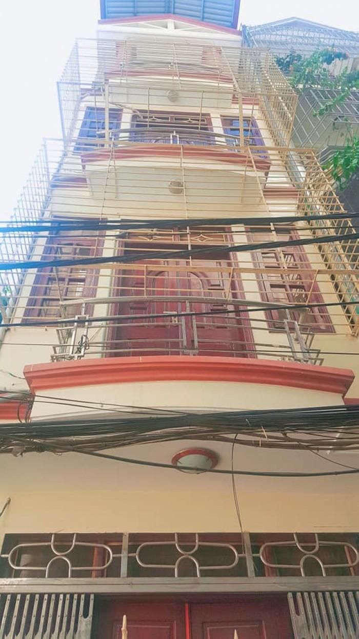Chính chủ bán nhà 3 tầng nhỏ xinh phố Khương Trung, Thanh Xuân 25m2!