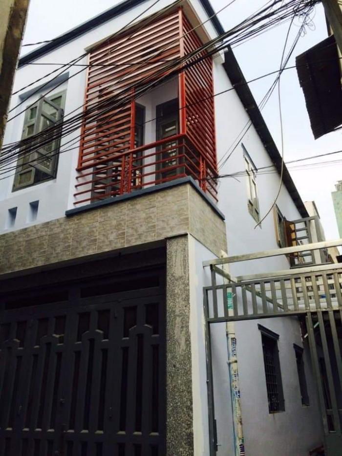 Nhà Góc #2MatTienQuanTanPhu 107/1 Lê Lư ,Nở Hậu