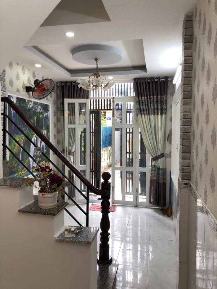 Bán gấp nhà đẹp hẻm 2177 Huỳnh Tấn Phát, Nhà bè, 3 tầng 4 phòng ngủ