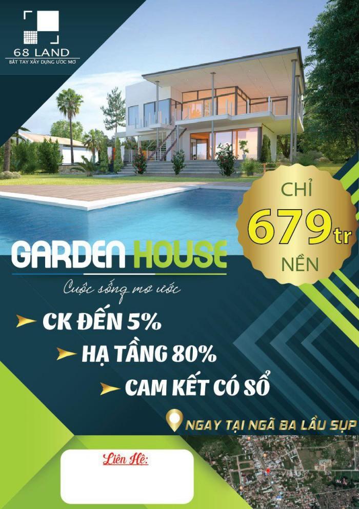 Thông tin dự án Garden House, Điện Bàn, Quảng Nam.