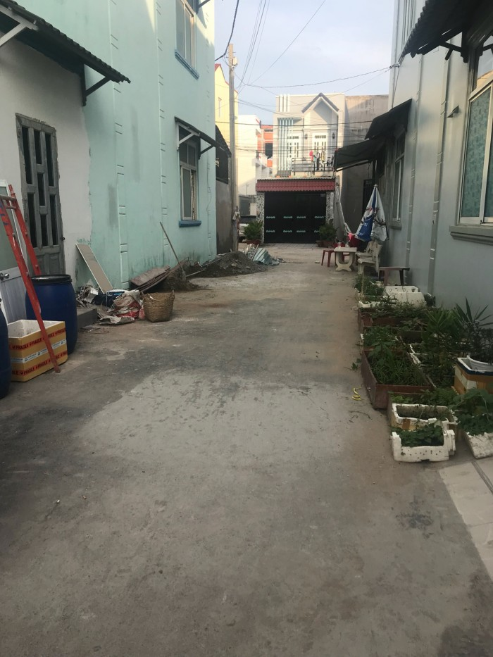 Bán gấp nhà 1 trệt 2 lầu đường ô tô Đs 2 P Tăng Nhơn Phú B Q9