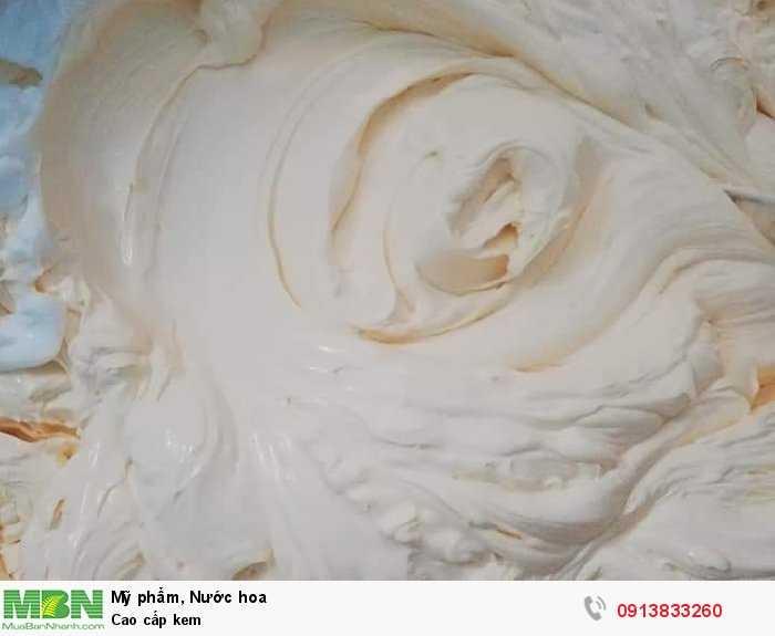 Cao cấp kem