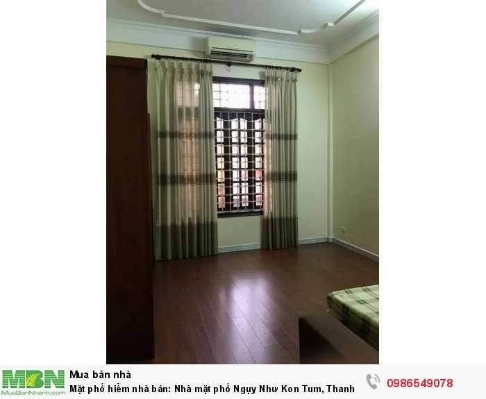 Mặt phố hiểm nhà bán: Nhà mặt phố Ngụy Như Kon Tum, Thanh Xuân, 100m2x3T, 27 tỷ.