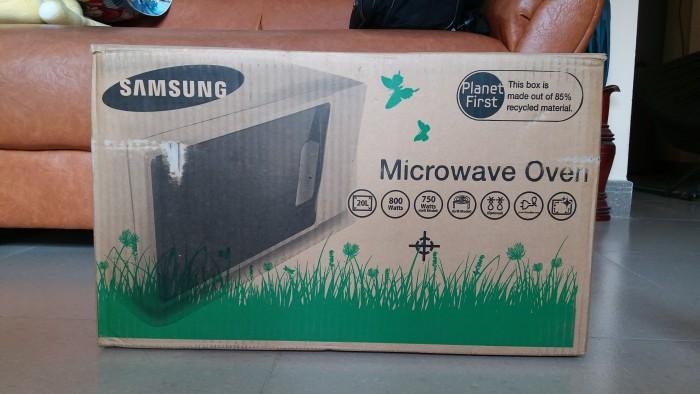 Lò vi sóng Samsung0