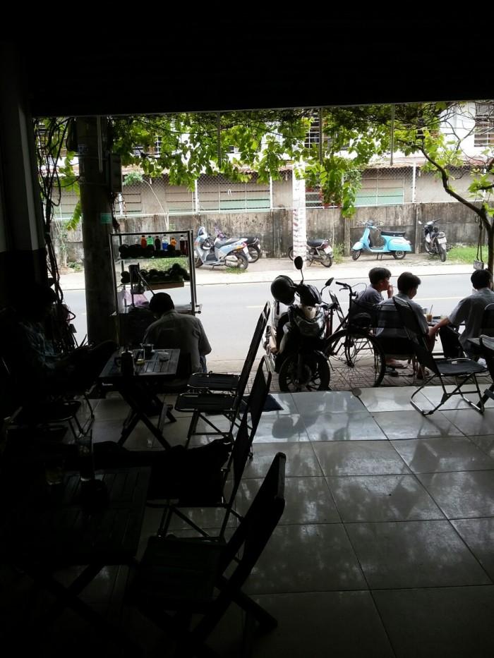 Sang Quán Cafe Đang Hoạt Động, Gần Chợ, Bệnh Viện, Trường Học