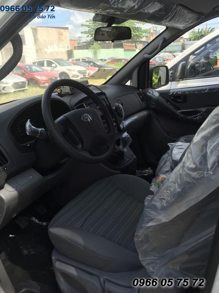 Bán Hyundai Starex cứu thương nhập khẩu - xe giao ngay 2