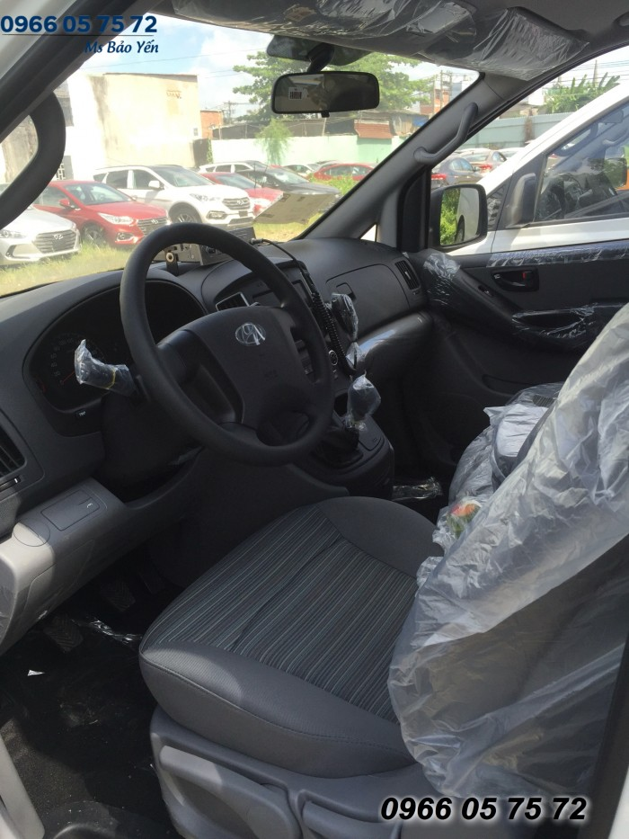 Bán Hyundai Starex cứu thương nhập khẩu - xe giao ngay 0