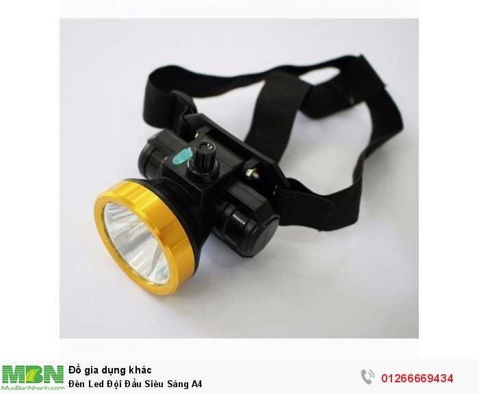 Đèn Led Đội Đầu Siêu Sáng A40