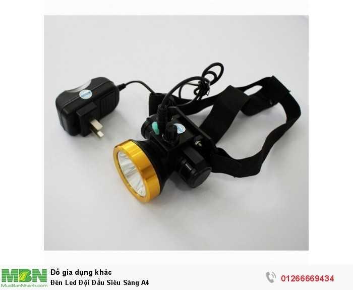 Đèn Led Đội Đầu Siêu Sáng A41