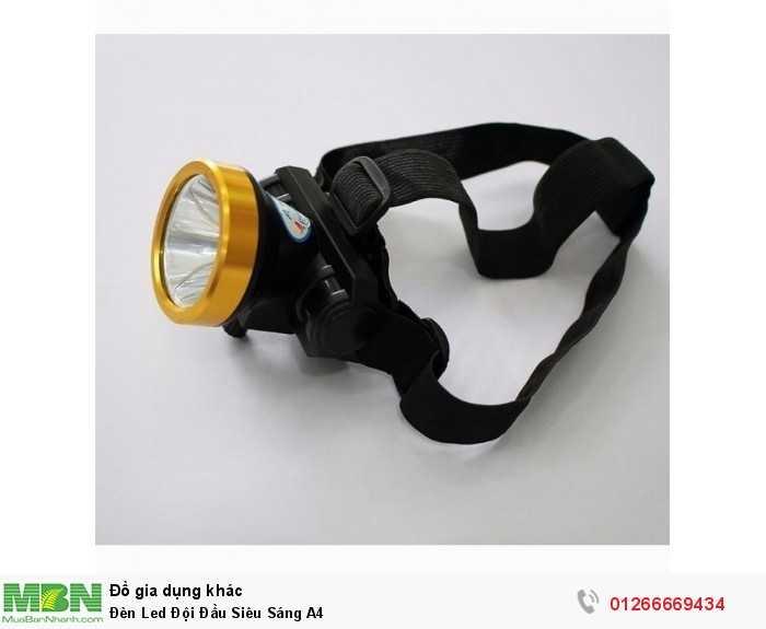 Đèn Led Đội Đầu Siêu Sáng A42