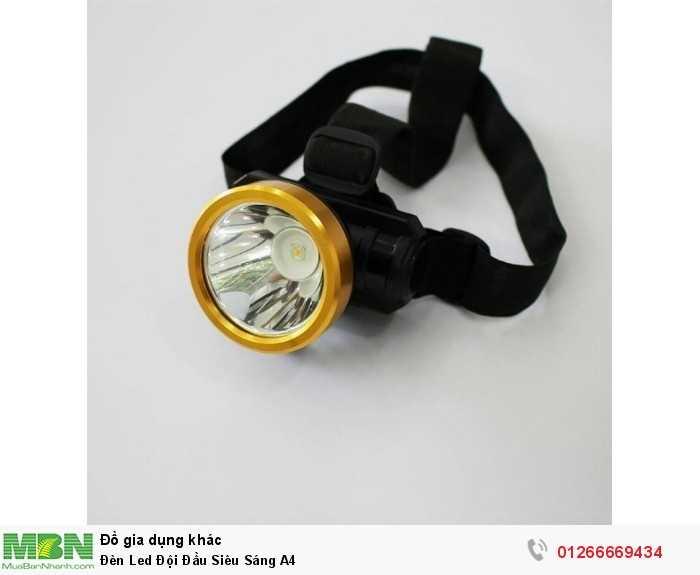 Đèn Led Đội Đầu Siêu Sáng A43