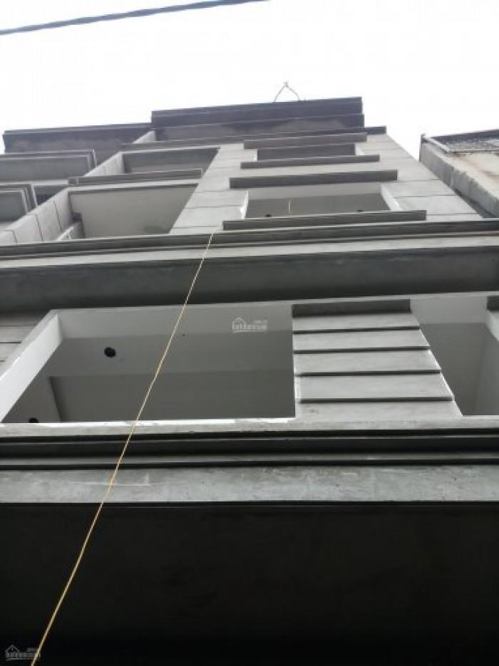 NHà Định công-Hoàng mai  45mx5T.mt 4m Oto sát nhà.kinh doanh online.