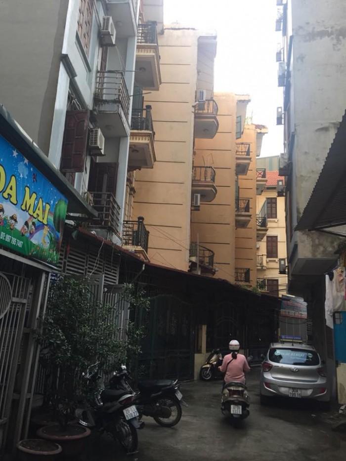 Bán GẤP nhà Thiên Hiền, Nam Từ Liêm, 50mx4T, cách đường lớn 30m