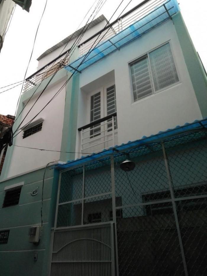 Bán gấp Nhà Gò Vấp Huỳnh Khương An 24m2