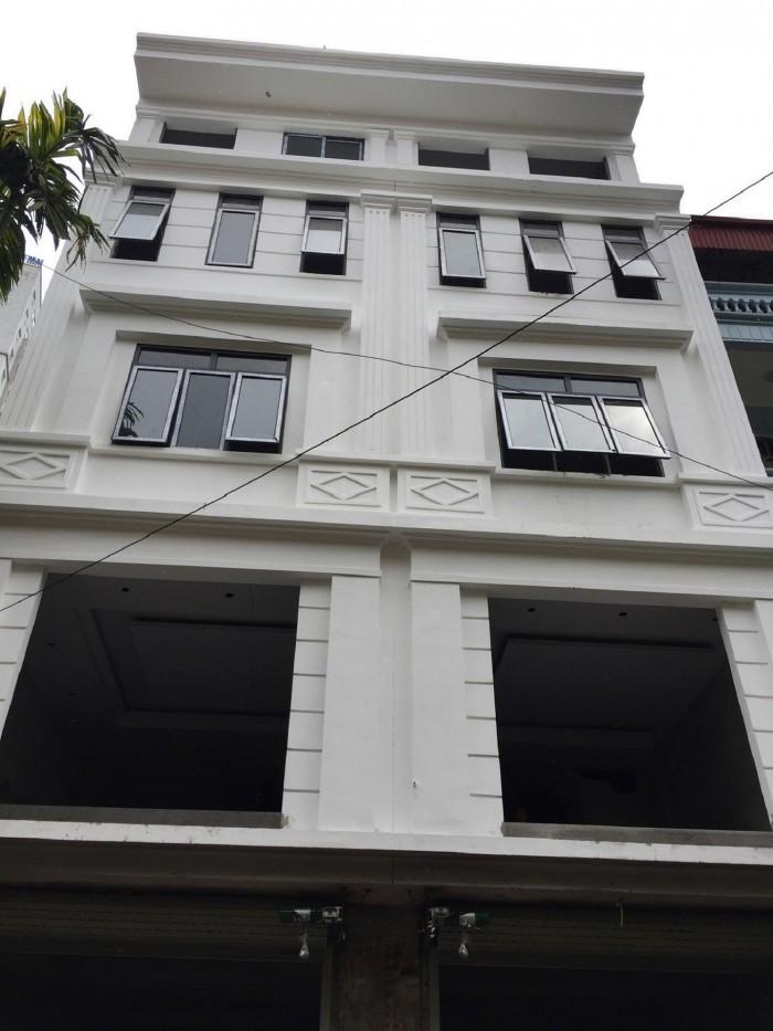 Bán biệt thự liền kề Văn Khê_HĐ 50m2, 5 tầng, gara