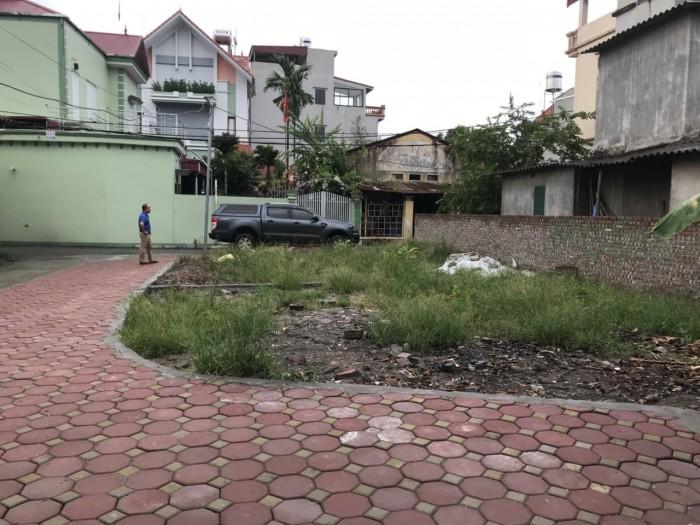 Bán đất tại xóm 4 Đông Dư, đất đấu giá NO cực đẹp