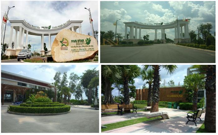 Mở Bán Khu Đô Thị Sinh Thái 5 Sao, Bình Chánh