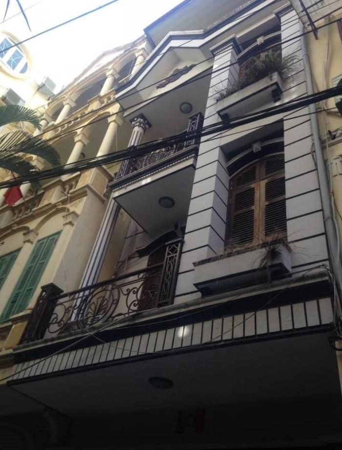 Cần bán cực gấp nhà khu Giang văn Minh 2 bước chân ra phố 37m2