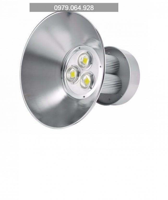 Đèn led nhà xưởng 150w Vĩnh Thái COB1500