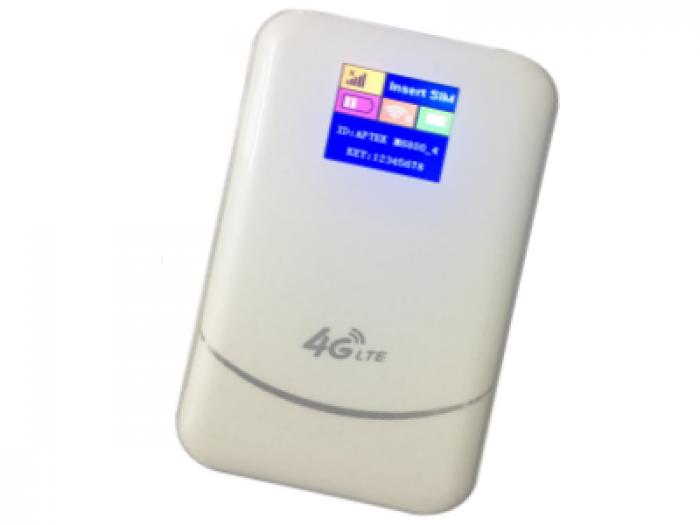Aptek M6800 - 4G Lte Mobile Wireless Router 6800 mah
