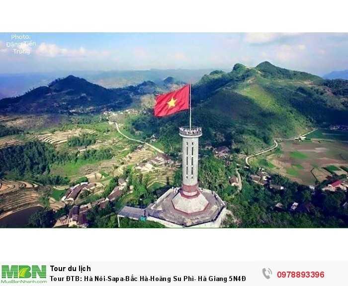 Tour ĐTB: Hà Nôi-Sapa-Bắc Hà-Hoàng Su Phì- Hà Giang 5N4Đ