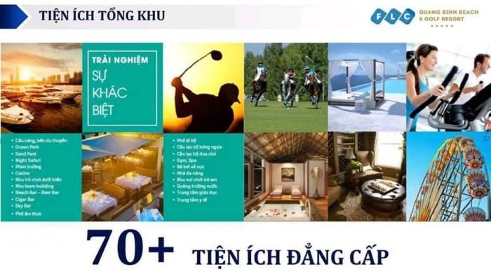 Căn hộ nghỉ dưỡng 5 sao FLC Quảng Bình