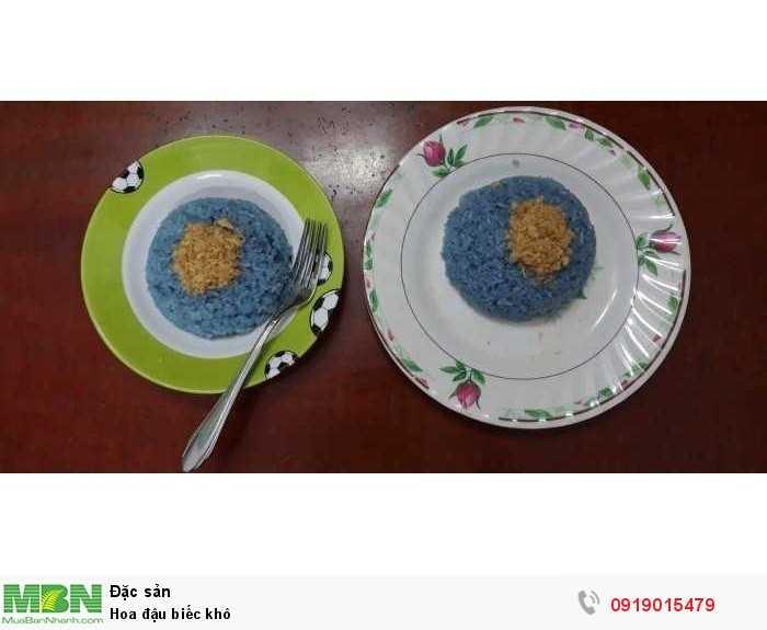 1 lạng Hoa đậu biếc khô2