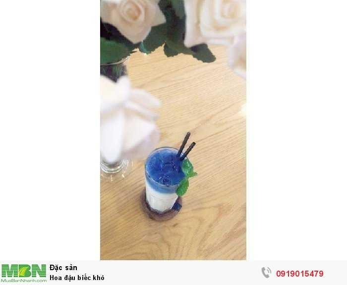 1 lạng Hoa đậu biếc khô3